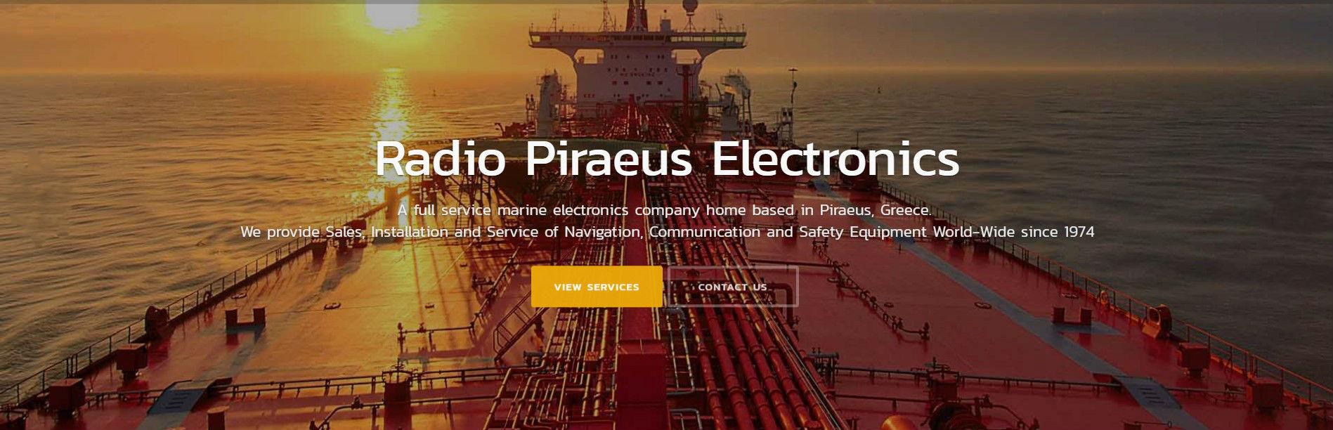 Radio Piraeus | Marine Electronics